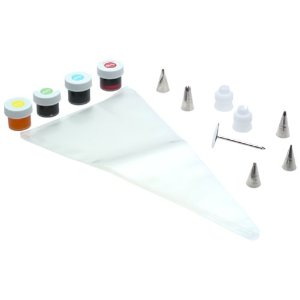 Basic and Inexpensive Cake Decorating Kit by Wilton (Image from Amazon - Link to Product is Below