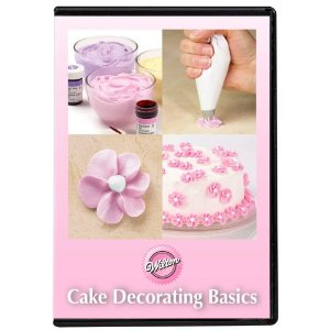 Wilton Cake Decorating Basics - cake decorating dvd