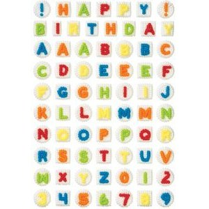 Cake Decoration Letters : Tips for Writing on Cakes Piping Your Message Onto A ...
